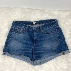 J.Crew Women's Jean Shorts Size 29
